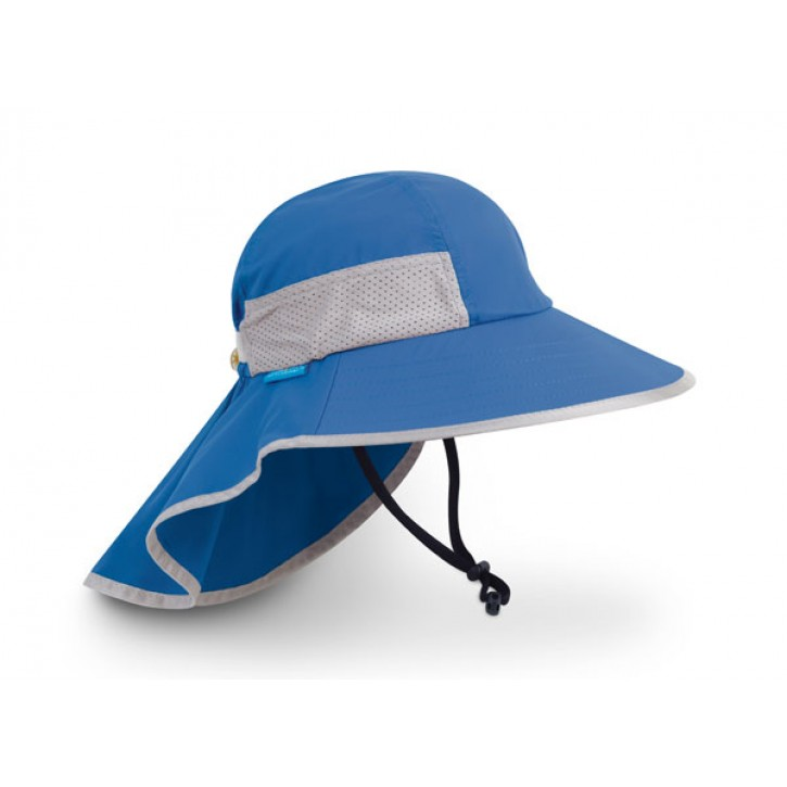 Blue Play Hat UPF 50+