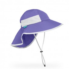 Youth Purple Play Hat UPF 50+