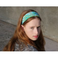 Blue Willow Reversible Headband