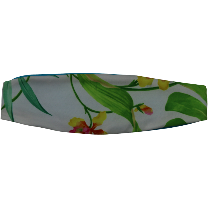 Water Lily Reversible Headband