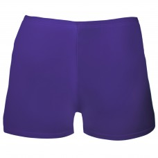 Juniors/ Woman Sport Shorts - Purple