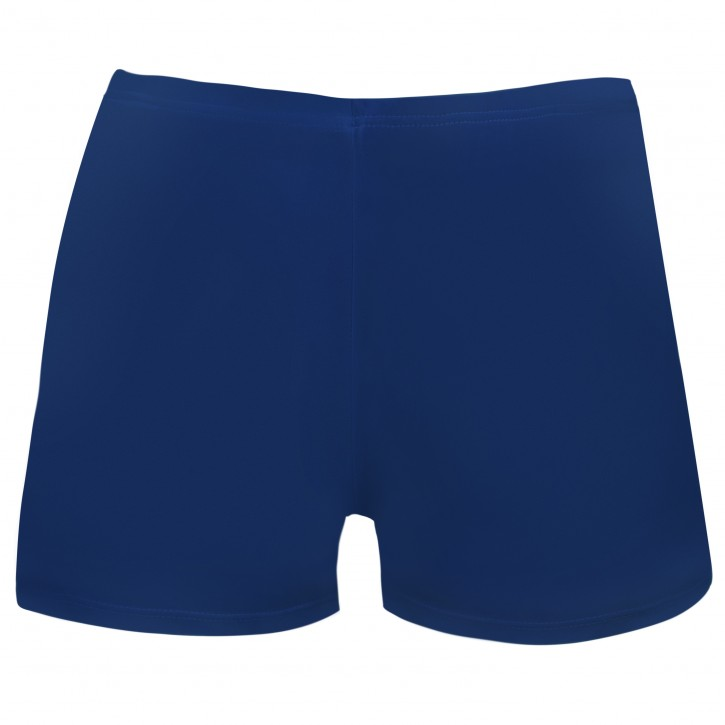 Juniors/ Woman Sport Shorts - Navy Blue