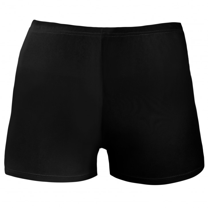 Juniors/ Woman Sport Shorts - Black