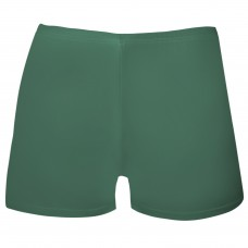 Juniors/ Woman Sport Shorts - Green