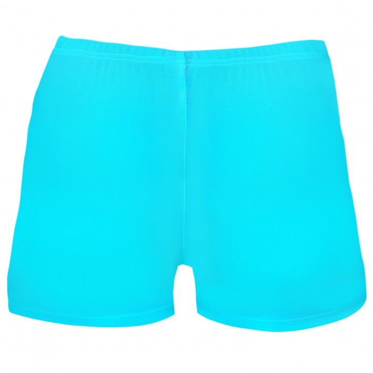 Juniors/ Woman Sport Shorts - Turquoise
