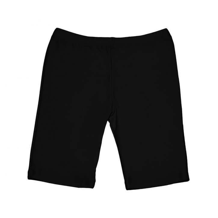 Girls Long Shorts - Black