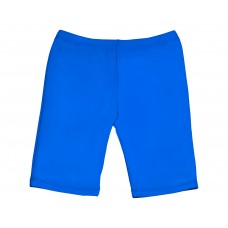 Boys Long Shorts - Royal Blue