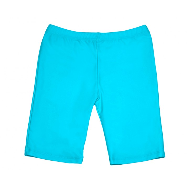 Boys Long Shorts - Jammers - Turquoise