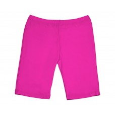 Girls Long Shorts - Pink