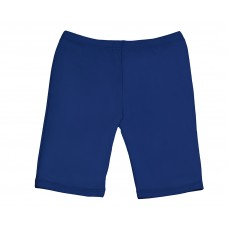 Girls Long Shorts - Navy