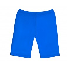 Girls Long Shorts - Royal Blue