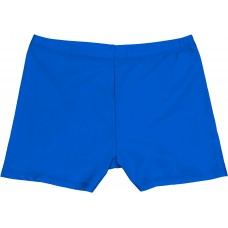 Girls Short Shorts - Royal Blue